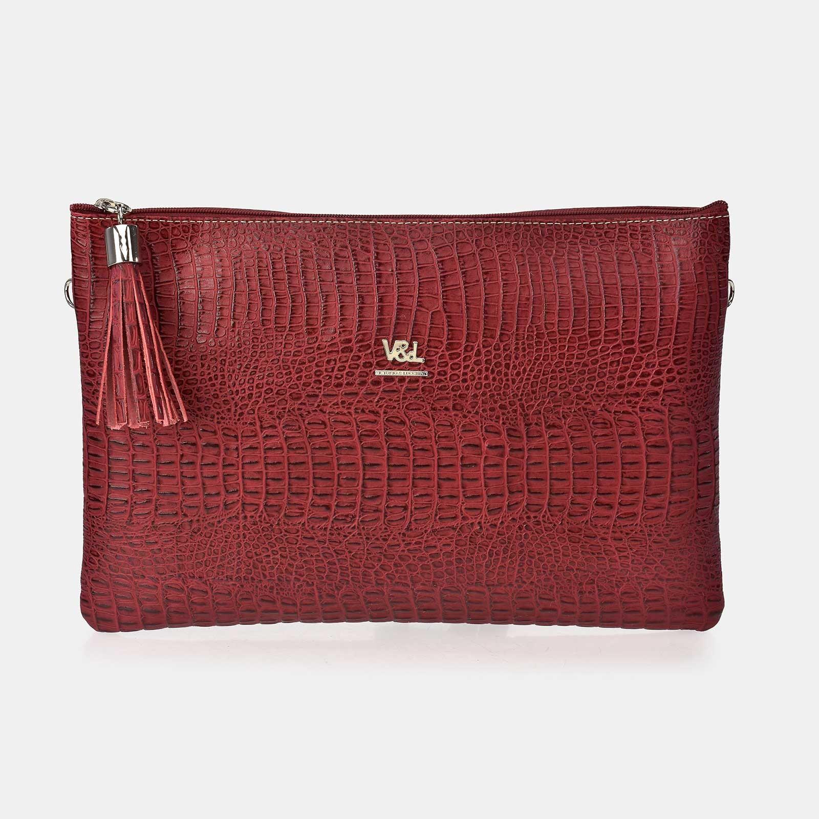 Outlet El Rojo Caballo Bolso De Para Mano 1110 Mujer qB1I1nw8