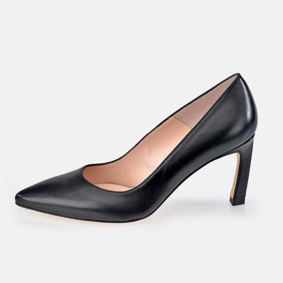Zapato de salón con tacón para mujer GUY LAROCHE piel Napa