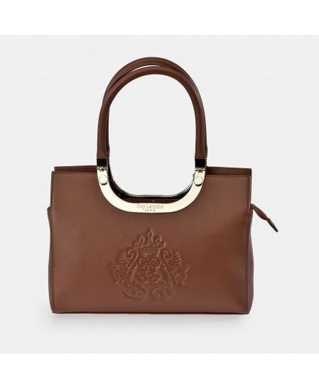 Bolso Carryall pequeño para Mujer Piel calidad Napa GUY LAROCHE