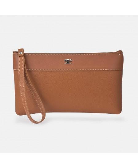 Bolso de mano pequeño para Mujer P.U. Pierre Cardin