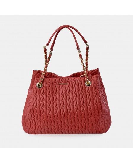 Bolso Shopping para Mujer Acolchado PIERRE CARDIN