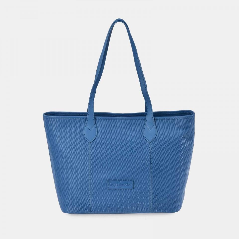 Bolso Shopping Piel Espigas Mujer GUY LAROCHE