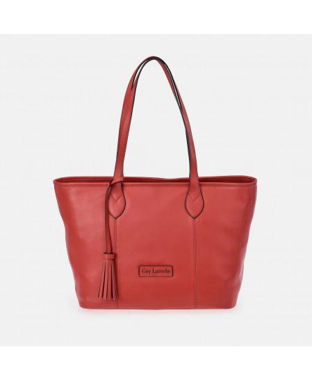 Bolso Shopping de Piel para Mujer Colección Napa GUY LAROCHE
