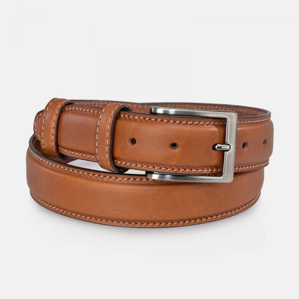 Cinturon Hombre sport piel cuero YANKO