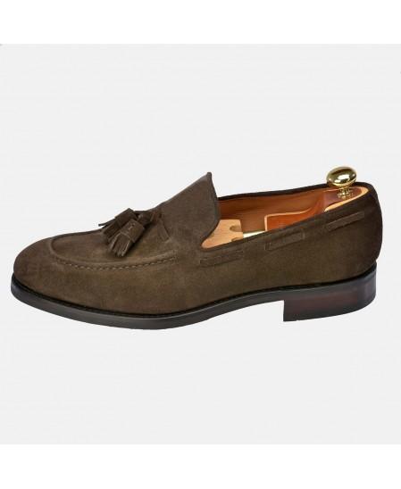 Zapato hombre Piel serraje cuero YANKO