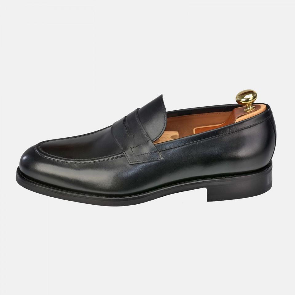 Zapato hombre Mocasin Antifaz Piel YANKO