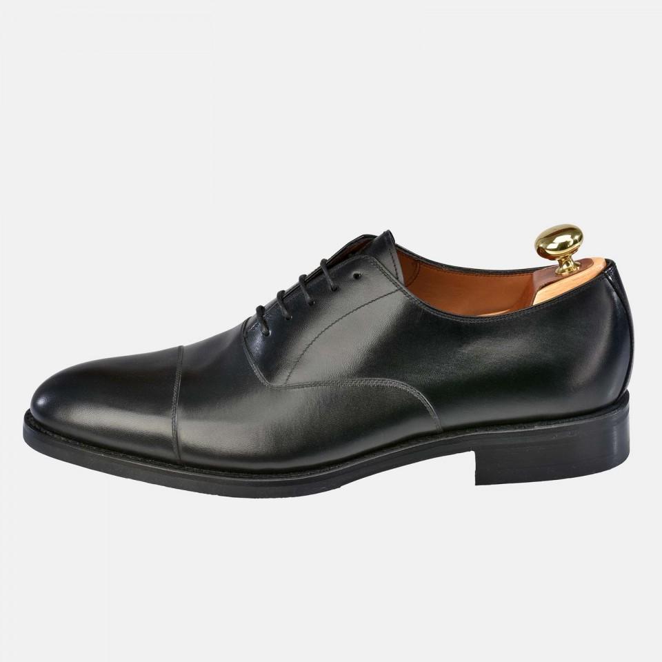 Zapato piel hombre tipo Oxford clásico YANKO