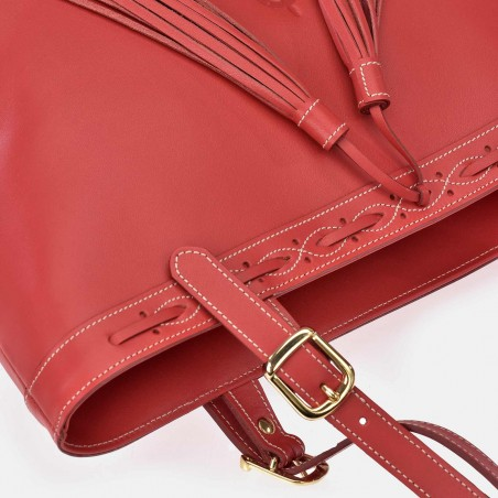 Bolso con Cadena de Mujer Yanko Plateado 6176 Outlet