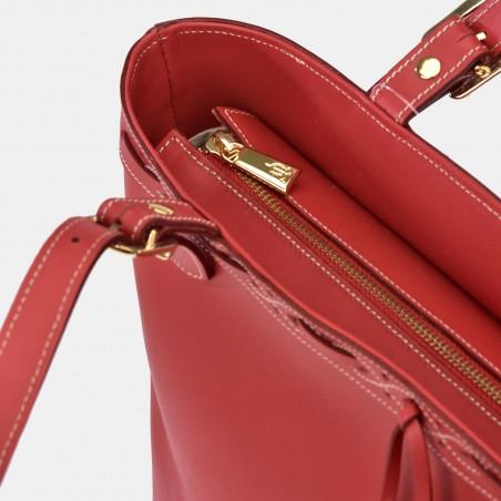 Bolso con Cadena de Mujer Yanko Dorado 6176 Outlet