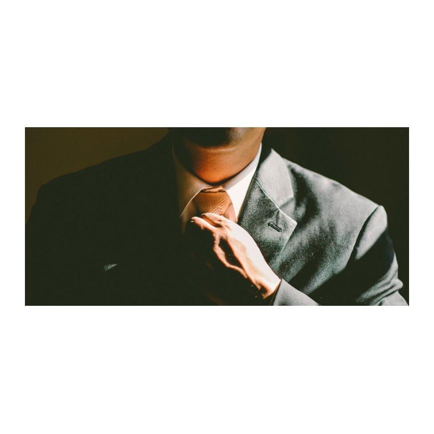 Como hacer nudos de corbata sin morir en el intento